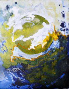 Agua viva by Sonia Domenech