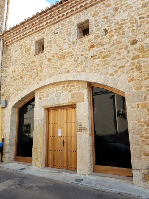 Venue: The Ermita of Cervera des Maestre
