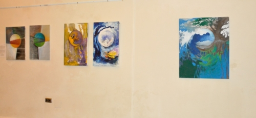Works by Sonia Domenech
